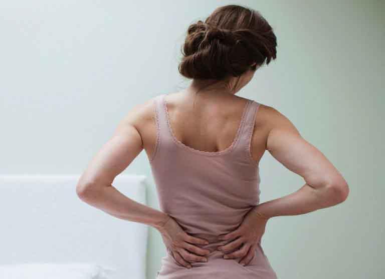 Các động tác giúp giảm đau do ngồi nhiều