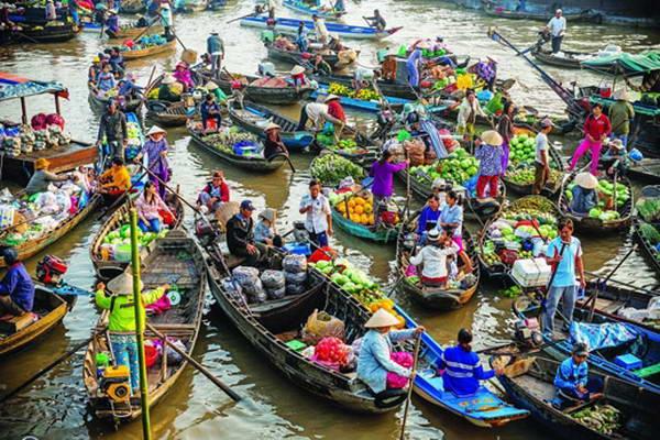 Du lịch nông nghiệp Đồng bằng Sông Cửu Long – tiềm năng và nhiều thách thức