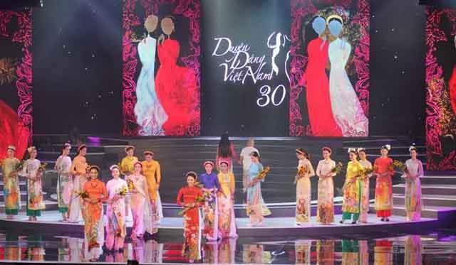 25 năm và 30 mùa -  Duyên Dáng Việt Nam vẫn giữ được đẳng cấp của riêng mình