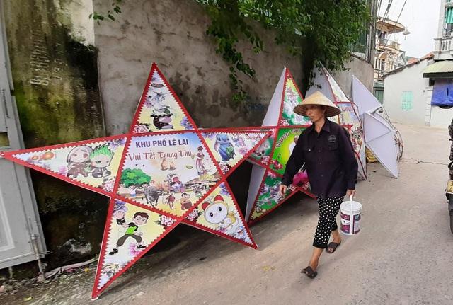 Khám phá làng làm đèn lồng ở Thanh Hóa