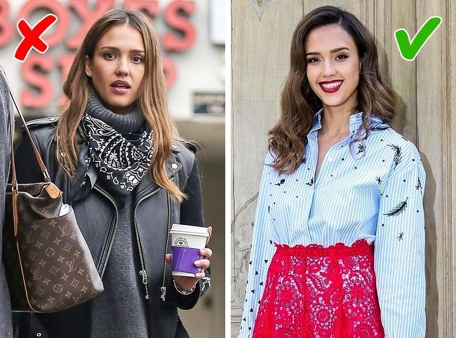 Cần tránh cách mặc đồ khiến bạn trở nên già nua