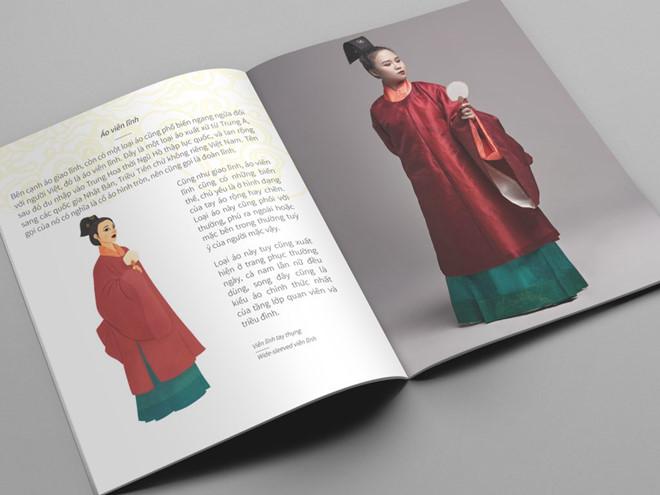 Dệt nên triều đại - Sách về trang phục vua quan Đại Việt