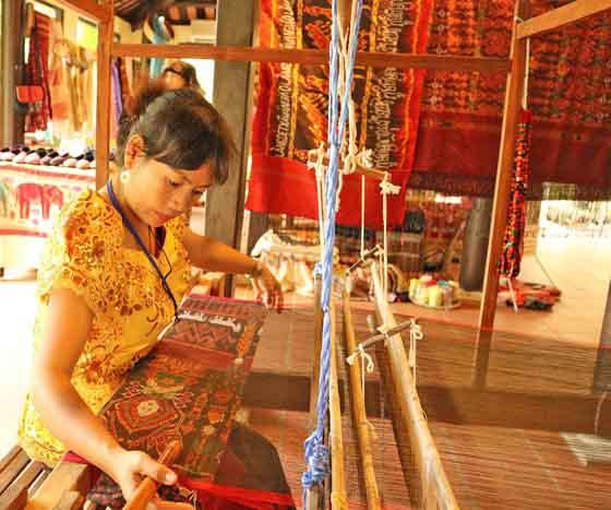 Hội An: Tổ chức Festival Văn hóa tơ lụa, thổ cẩm Việt Nam