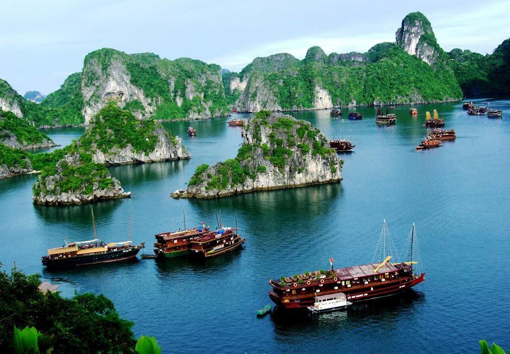 Việt Nam – điểm đến mới của các nhà làm phim Hollywood