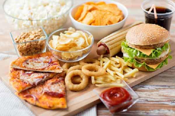Những thực phẩm khiến bạn nhanh đói