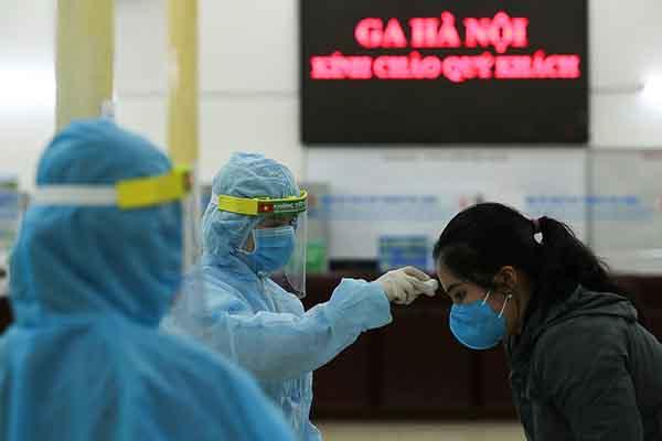 Chiều 9/4: Bộ y tế thông báo số ca nhiễm lên 255
