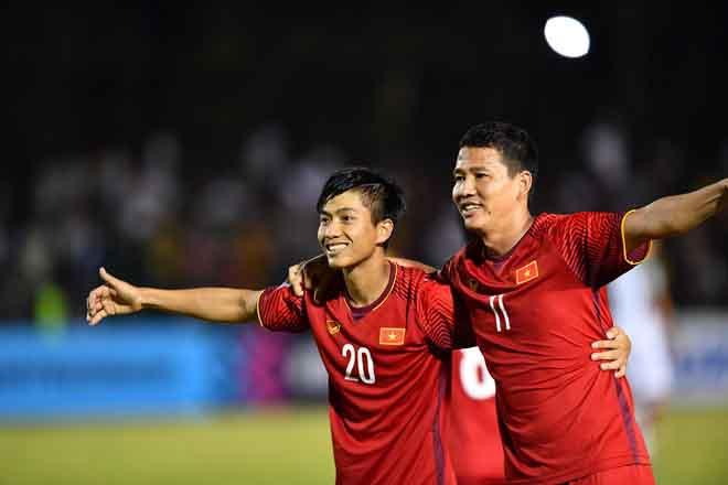 Philippines 1-2 Việt Nam: 'Song Đức' tỏa sáng, Việt Nam có chiến thắng xứng đáng tại Bacolod