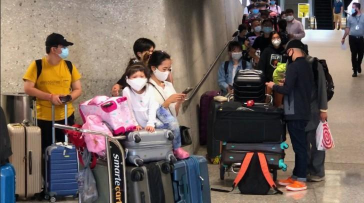 Việt Nam đón thêm 346 công dân từ nhiều bang nước Mỹ trở về nước