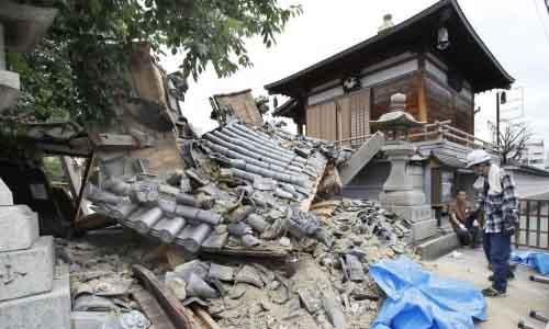 Động đất ở Osaka - Chưa có thông tin thương vong về người Việt