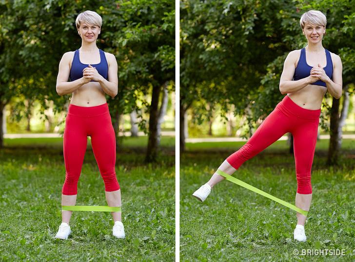 Giảm mỡ thừa chỉ bằng việc luyện tập với một sợi dây