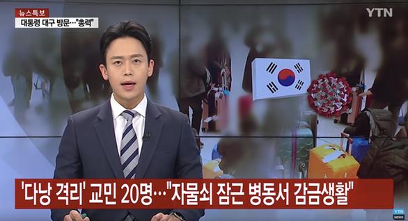 Dân mạng Việt phẫn nộ khi Đài YTN Hàn Quốc đưa thông tin chê khu cách ly Việt Nam