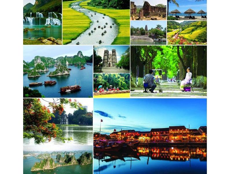 Khách quốc tế thích nơi nào nhất ở Việt Nam?