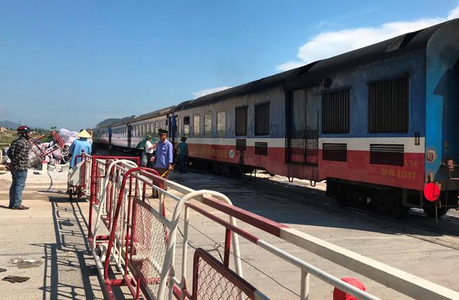 Thông tuyến trở lại đường sắt Bắc Nam