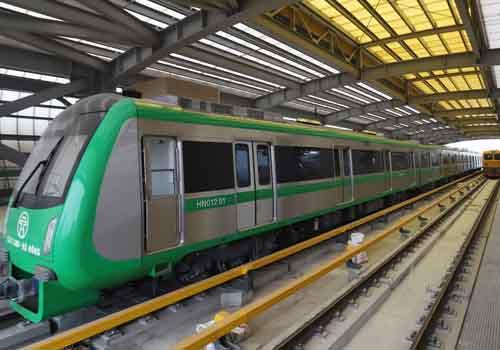 Tàu Cát Linh - Hà Đông sẽ được vận hành bởi 600 công nhân, kỹ sư