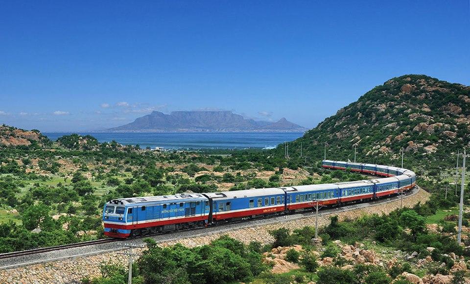 Đường sắt của Việt Nam lọt top 10 tuyến đường sắt kinh ngạc nhất thế giới
