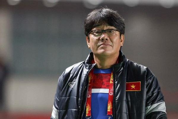 """Ông Dương Vũ Lâm không còn là trưởng đoàn """"may mắn"""" của đội tuyển Việt Nam"""