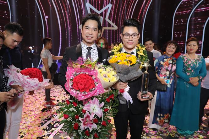 Duy Cường - Đội Ngọc Sơn đăng quang Thần tượng Bolero 2018