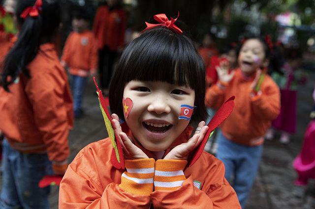 HÌnh ảnh thú vị của Việt Nam trên báo Hàn Quốc
