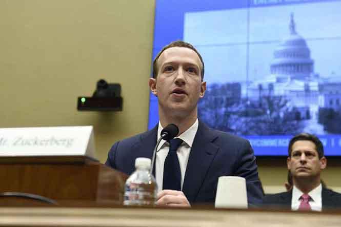 Quốc hội Anh yêu cầu Mark Zuckerberg phải tham dự một phiên điều trần