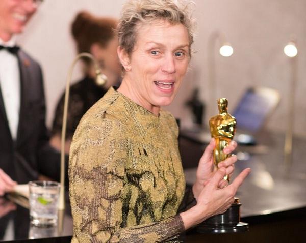 Suýt mất tượng vàng Oscar của nữ diễn viên chính xuất sắc