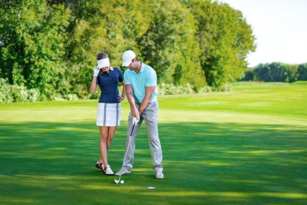 Những lợi ích của việc chơi golf