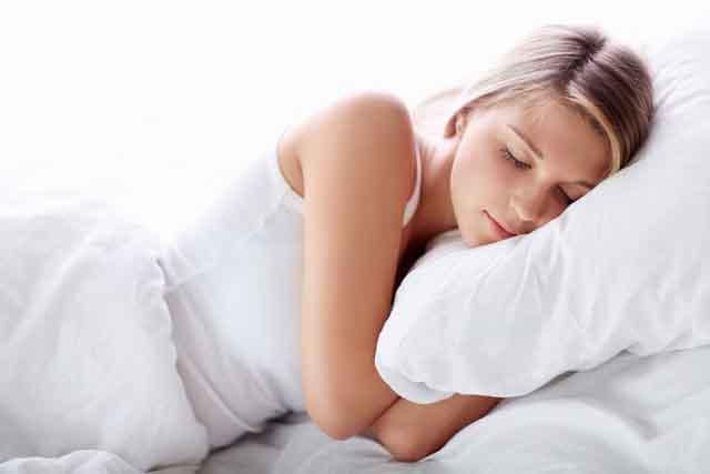Ngủ sai cách cũng là nguyên nhân gây béo phì