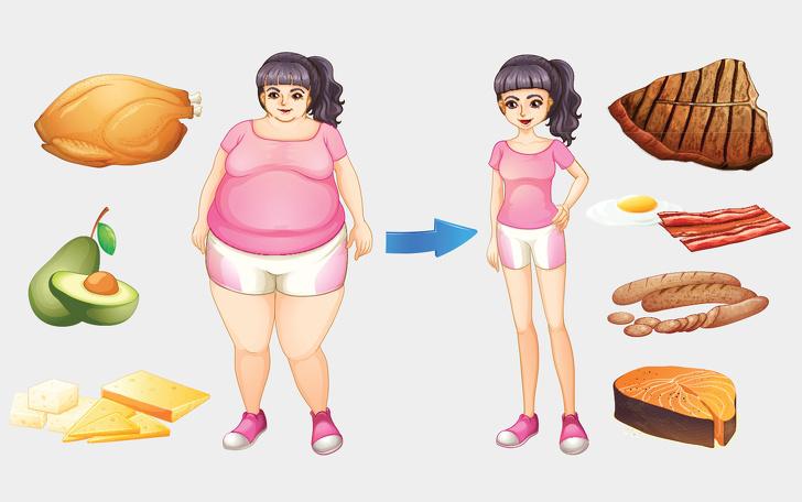 Giảm cân không đúng cách và nguy cơ của bệnh gan nhiễm mỡ