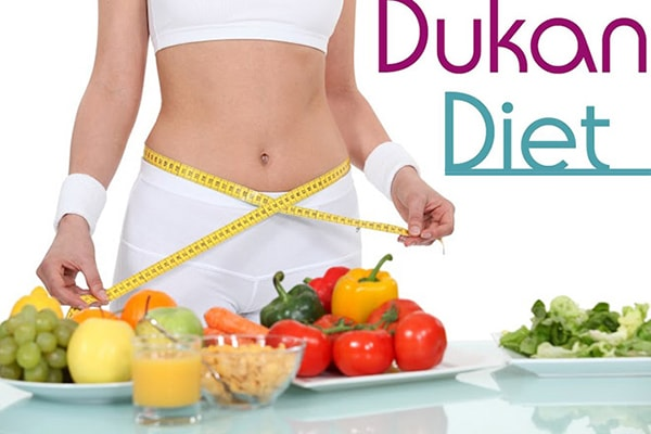 Phương pháp giảm cân Dukan - Không hề khó!