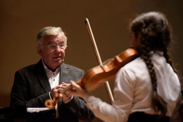 Sẽ có giải thưởng lớn từ cuộc thi Violin và Hòa tấu thính phòng