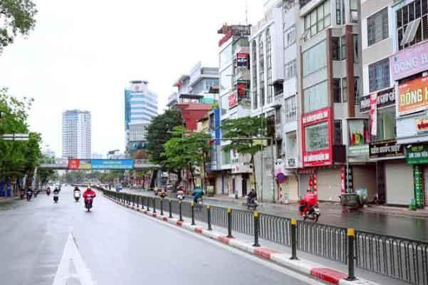 Hà Nội, TP.HCM nới lỏng hoạt động kinh tế từ 0 giờ ngày 23.4