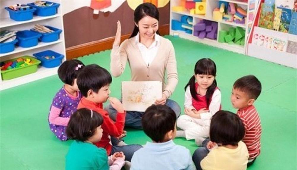 Giáo viên mầm non ở TPHCM có thu nhập cao hơn nơi khác
