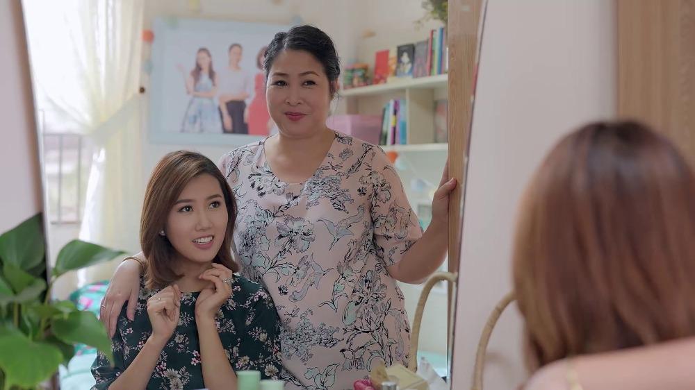 Series phim truyền hình gia đình Việt bất ngờ gây sốt