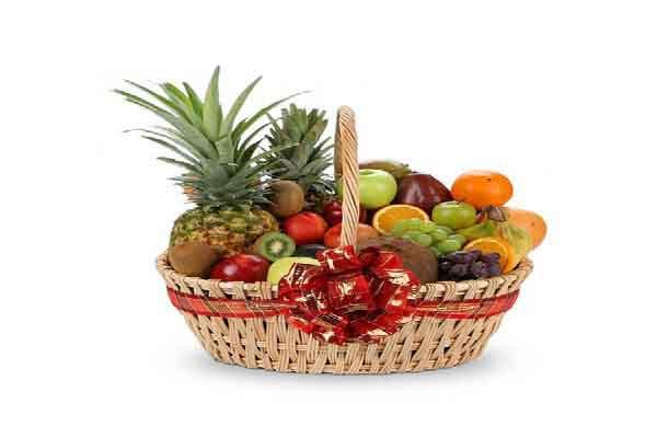 Chọn giỏ trái cây làm quà cũng là một nghệ thuật