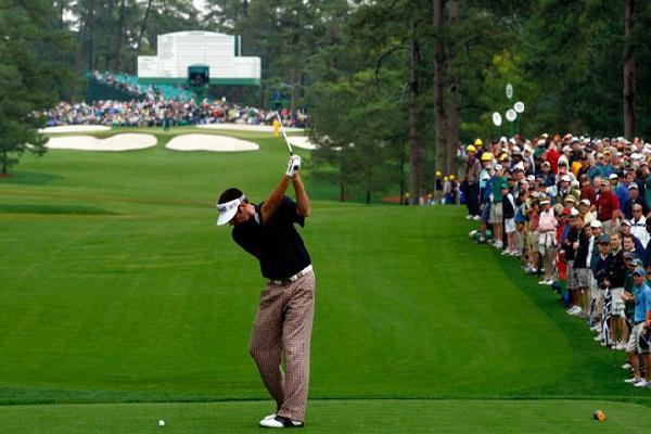 Những giải golf chuyên nghiệp tầm cỡ thế giới dành cho nam