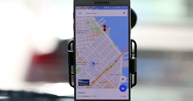 Google có thêm tính năng dẫn đường cho xe máy tại Việt Nam