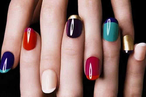 """Làm đẹp với những mẫu nail """"hot trend 2018"""""""