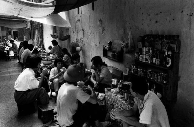 Phố phường Hà Nội của 20 năm trước qua ống kính nhiếp ảnh gia người Pháp