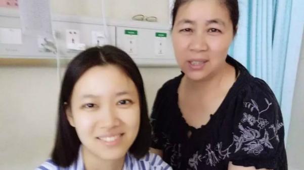 Sau khi con gái qua đời, bà mẹ trả lại số tiền được quyên tặng