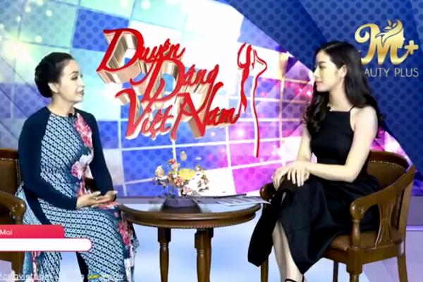 Duyên Dáng Việt Nam | Giao lưu Bác sĩ da liễu Huỳnh Huy Hoàng, NSƯT Hải Phượng, Miss DJ Diễm My