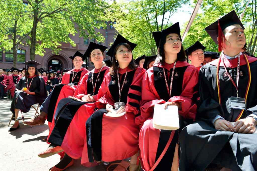 Sinh viên Mỹ gốc Á được bảo vệ trong phiên tòa với Đại học Harvard