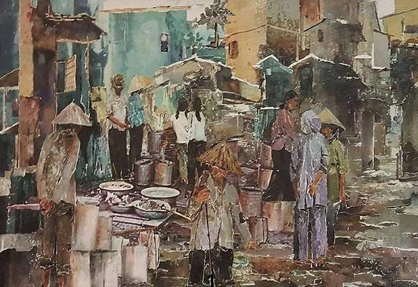 """""""Hẻm và những miền ký ức"""" của người Sài Gòn"""