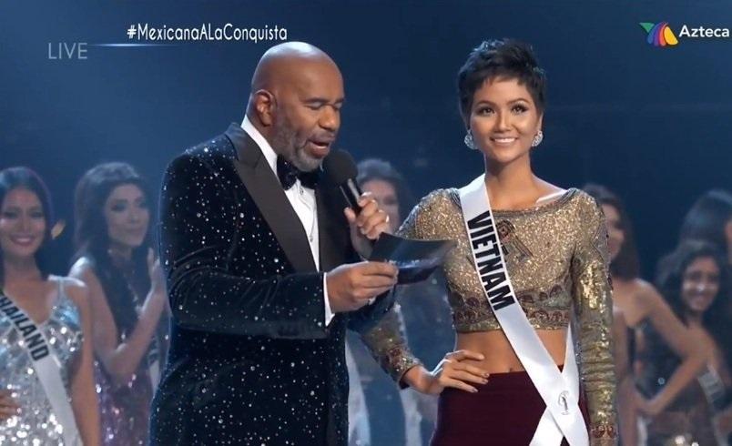 Chung kết Miss Universe 2018: H'Hen Niê vào Top 5, thành tích chưa đại diện Việt Nam nào đạt được