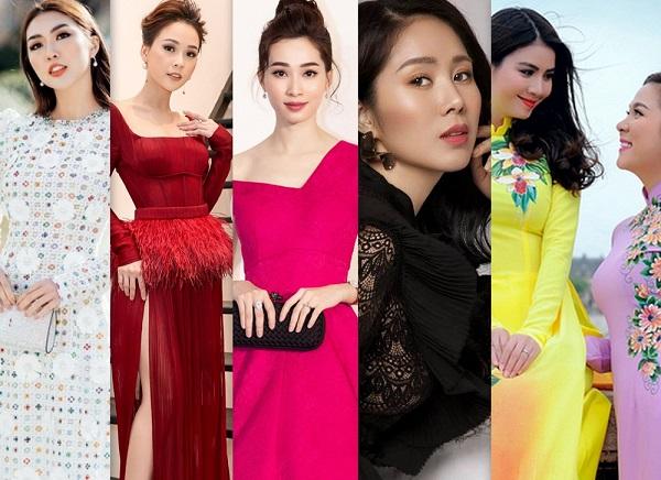 8 mỹ nhân mặc đẹp nhất tuần qua do Duyên  Dáng Việt Nam bình chọn