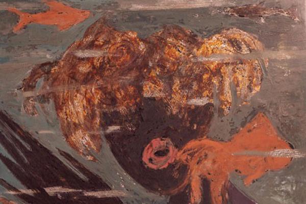 Hoa về trong đêm - Bộ sưu tập tranh sơn mài đáng chú ý của Trần Quốc Long