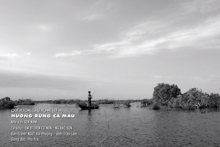 Quê hương là gì hở Mẹ (Phần 4) | Hương rừng Cà Mau - Giọng đọc Thu Trà