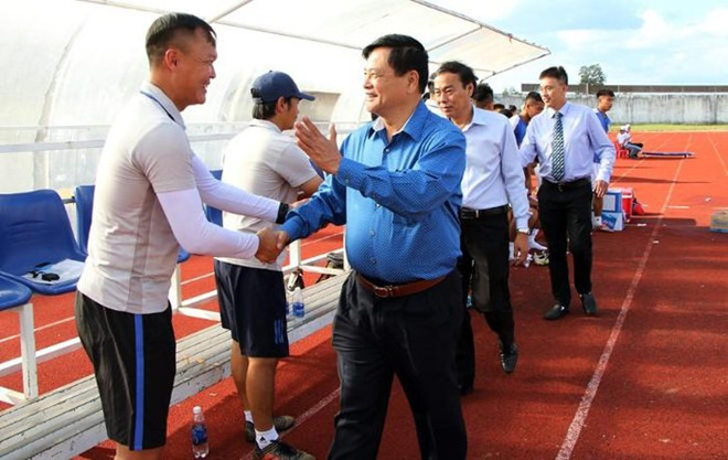 HLV Dương Hồng Sơn vinh dự dẫn dắt đội tuyển U.21 Việt Nam
