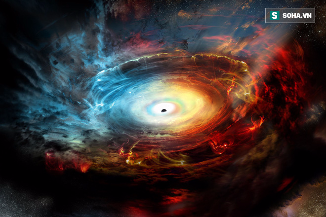 Có 10 nghìn hố đen lớn gấp 10 lần mặt trời quanh dải Ngân Hà