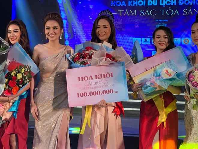 Đăng quang Hoa khôi Du lịch Đồng Nai 2019