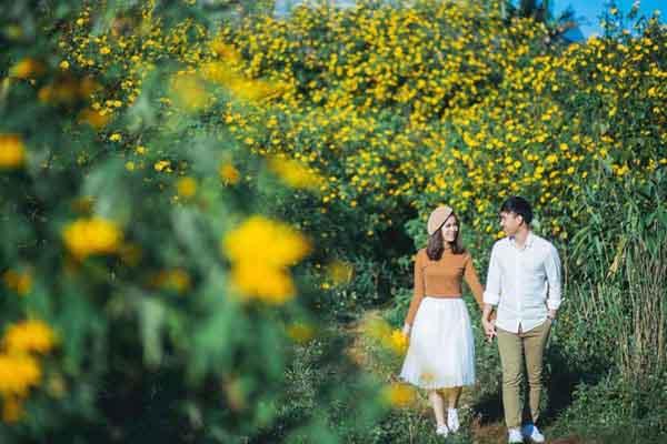 Hoa từng mùa - Đọc lại một kiệt tác về tình yêu