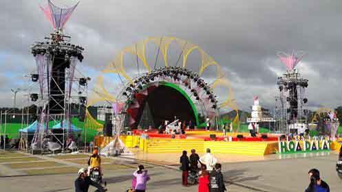 Khai mạc Festival hoa Đà Lạt